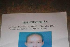 Nữ sinh lớp 9 mất tích bí ẩn cùng người đàn ông lạ mặt