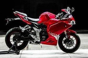 'Tiểu quỷ' GPX Demon 150GR 2018, đối thủ mới của Honda CBR150R