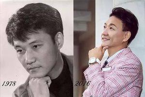 'Ông nội' 68 tuổi trẻ như trai 30 sành điệu nhất Thượng Hải!