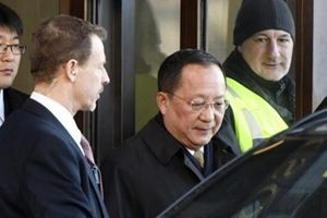 Ngoại trưởng Triều Tiên tới Nga trước loạt cuộc gặp thượng đỉnh với Mỹ, Hàn