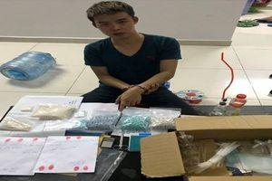 Bắt giữ đối tượng mua bán trái phép chất ma túy tại khu vực chung cư Tín Phong