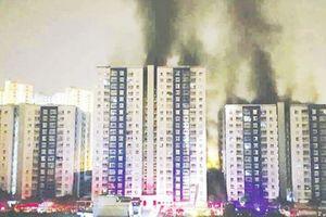 Vụ cháy ở Carina Plaza làm xáo trộn thị trường căn hộ?