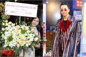 Hòa Minzy dẫn fan đến ủng hộ họp báo, chấp nhận nhường Mai Tiến Dũng cho 'chân dài'