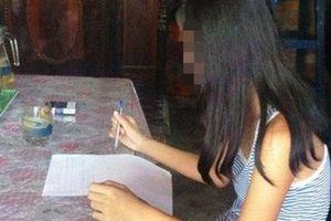 Mẹ vắng nhà, con gái 10 tuổi bị chính bố đẻ cưỡng hiếp