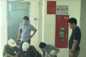 Nghệ An: Kiểm tra công tác PCCC nhiều chung cư