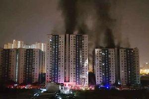 Hà Nội chuyển cơ quan điều tra 3 chung cư vi phạm phòng cháy