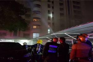 'Bà hỏa' thiêu rụi chung cư Thái Lan, ít nhất 9 người Việt bị thương