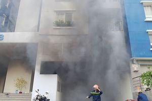 Giật mình với bảo hiểm cháy nổ chung cư