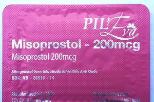Sở Y tế Tiền Giang nói thuốc Misoprostol 'không đủ gây ra thai chết lưu'