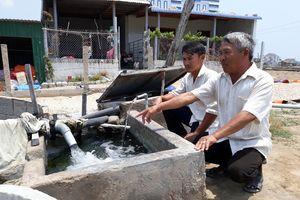 Vùng sản xuất gây ô nhiễm nước ngầm