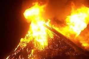 Đang dạy học, thầy giáo tá hỏa nhận tin cháy nhà