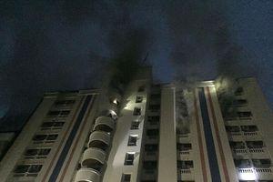 Nhiều người Việt bị thương trong vụ cháy chung cư ở Bangkok