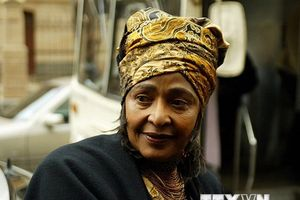Nam Phi tổ chức quốc tang cho bà Winnie Madikizela-Mandela