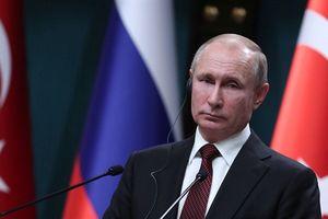 Ông Putin nhẹ lời với OPCW trước giờ quyết định