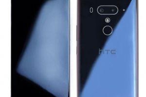 Vỏ HTC U12+ chính thức xuất hiện cho thấy 4 máy ảnh