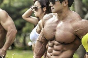 Hwang Chul Soon và những người bạn nổi tiếng trong giới thể hình Hàn Quốc