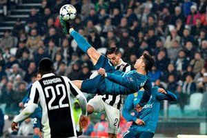 Ronaldo lập cú đúp, Real thắng 3-0 trên sân của Juventus