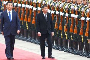 Trung Quốc chỉ hứa suông với Tổng thống Philippines