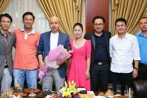 Nguyên Chủ tịch câu lạc bộ Doanh nhân 2030 nói về Đặng Lê Nguyên Vũ và khởi nghiệp