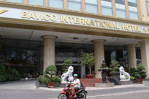 Khách sạn 4 sao Bavico bị 'xiết nợ'