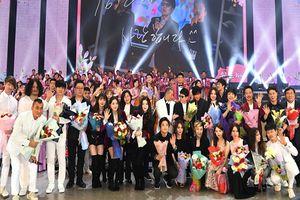 Ấn tượng với 'đêm nhạc lịch sử' của các nghệ sĩ Hàn - Triều tại Bình Nhưỡng