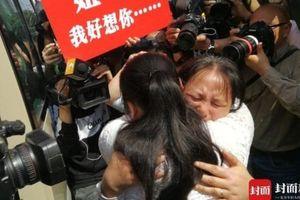 Trung Quốc: Cha mẹ tìm được con gái sau 24 năm thất lạc