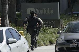 Xả súng tại Trụ sở YouTube: Nghi phạm tự sát, nhiều người bị thương