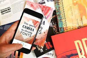 Top 5 ứng dụng hàng tuần: WhatTheFont - ứng dụng nhận diện font chữ cực hay
