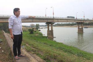 Thanh niên nhảy xuống sông Chu cứu người: 'Nhìn nạn nhân nguy kịch nên không thể buông tay'