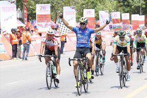 Giải xe đạp Cúp Truyền hình TPHCM: Lê Nguyệt Minh thắng chặng 7
