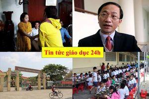 Tin tức giáo dục 24h: Thông tin mới nhất vụ giáo viên quỳ gối xin lỗi