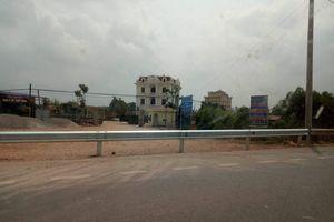 Vụ phá hộ lan QL 1A tại Bắc Giang: Bắt đầu đóng các điểm hộ lan bị tháo dỡ trái phép