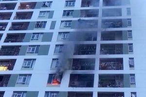 Cháy nổ chung cư: Cầu thang bộ thoát nạn thành nơi tử nạn