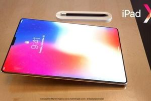 iPad Pro 2018 sẽ thay đổi rất mạnh mẽ với những tính năng đáng mong đợi sau đây