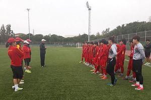 Ông Chung muốn gây địa chấn ở giải châu Á như U-23 VN