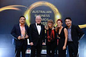 NS BlueScope Việt Nam nhận Giải thưởng phát triển bền vững