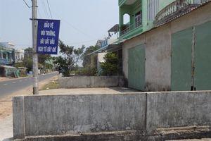 'Bức tử' kênh mương thủy nông Đồng Cam
