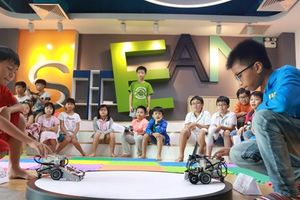 Teky công bố trại hè dành cho trẻ nhỏ yêu thích công nghệ thông tin