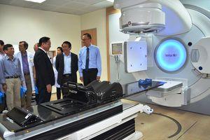 Triển khai hệ thống xạ trị-xạ phẫu hiện đại tại BV Chợ Rẫy