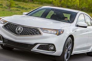 Acura tung TXL bản A-Spec ngầu hơn 'đấu' Mercedes C-Class, BMW 3-Series
