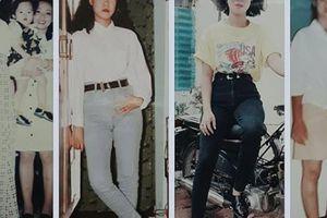 Dân mạng xôn xao vì bà mẹ Sài Gòn mặc cực 'mô-đen' thời còn trẻ