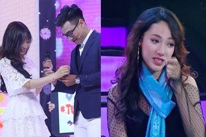 Từng lấy nước mắt của Cara Phương ở 'Vì yêu mà đến', soái ca Bạc Liêu lại tỏ tình thất bại tại 'Khúc hát se duyên'