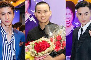Bình An, Hoài Lâm, Ali Hoàng Dương đọ vẻ điển trai trong sự kiện