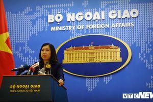 Việt Nam không có 'tù nhân lương tâm', không có người bị bắt vì tự do bày tỏ chính kiến