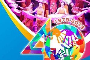 Nhiều hoạt động mừng sinh nhật lần thứ 40 của Nhà hát Tuổi trẻ