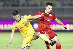 Sao U23 tỏa sáng, Sông Lam Nghệ An giành trọn 3 điểm tại sân Thống Nhất