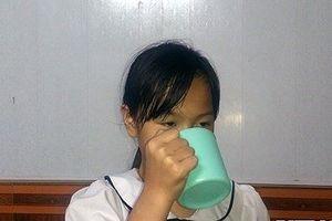 Hải Phòng họp khẩn vụ cô giáo bắt trẻ uống nước vắt từ giẻ lau bảng