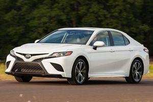 Gần 6.000 xe Toyota và Lexus bị phát hiện lỗi phanh