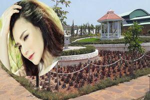 Ca sĩ Hồ Quỳnh Hương bị phạt vì xây dựng trái phép