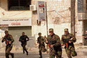 Phiến quân lập liên minh mới 'ngáng chân' quân đội Syria ở Homs, Hama